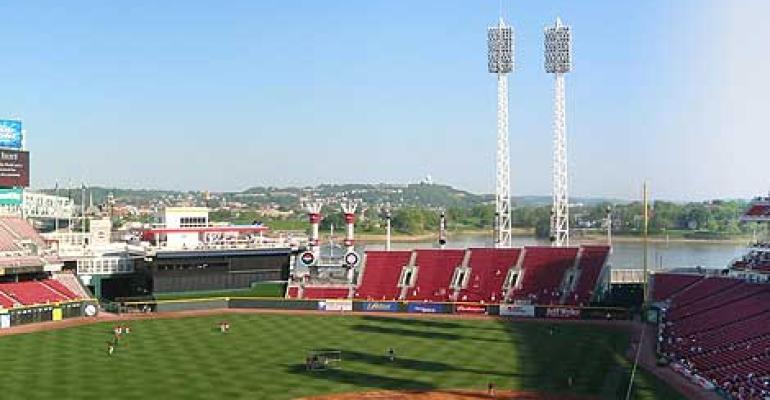 AFCOM Symposium Cincinnati Set for the Great American Ballpark
