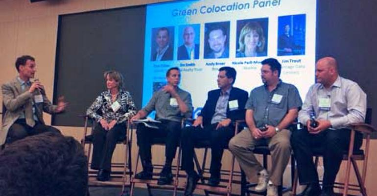 Colocation Providers, Customers Trade Tips on Energy Savings