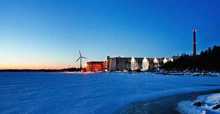 New Windfarms to Power Google Data Centers in Europe