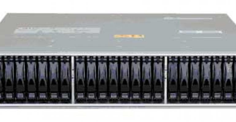 NetApp Introduces New Flash Storage