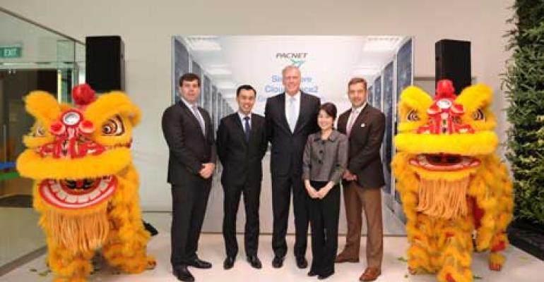 Pacnet Opens Data Center in Singapore