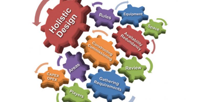 10 Steps to Holistic Data Center Design