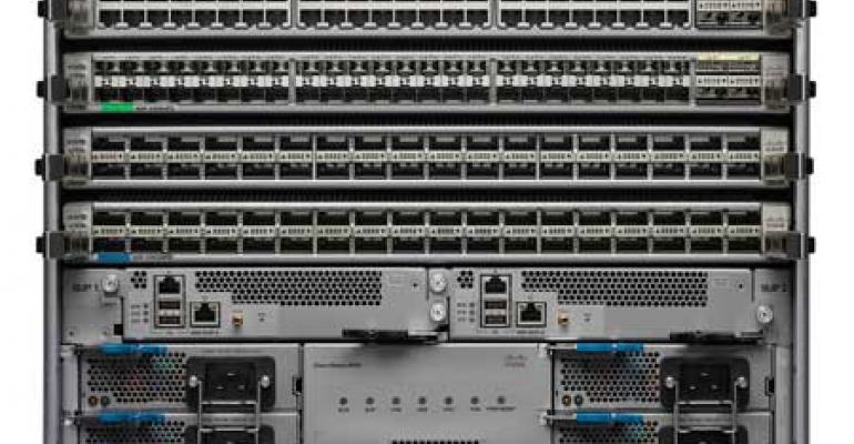 Cisco Releases New Nexus 9000 Switches