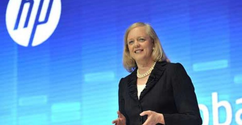 HP Revenue Shrinks Further as Whitman's Separation 'Machine' Ramps Up