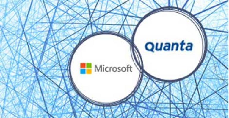 Quanta Offers APS Appliance for Microsoft Analytics Platform