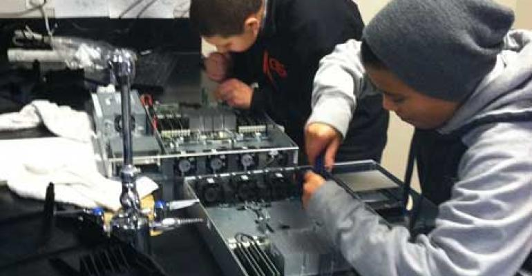 Equipping The Next Generation of Data Center Professionals