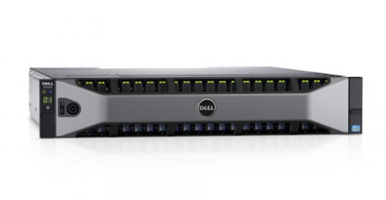 Dell Rolls Out Mid-Tier Storage Arrays, Accelerated Flash Appliances