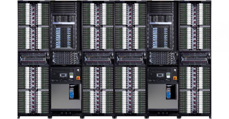 HP Rolls Out Converged HPC Solutions, Pushes Down Cost of All-Flash Arrays