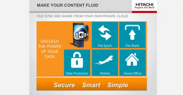 Hitachi Data Systems Adds Cloud Tiering To Storage Platform