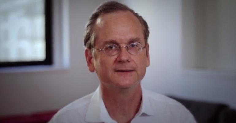 Lessig's Mayday Super PAC Scales in Google's Cloud