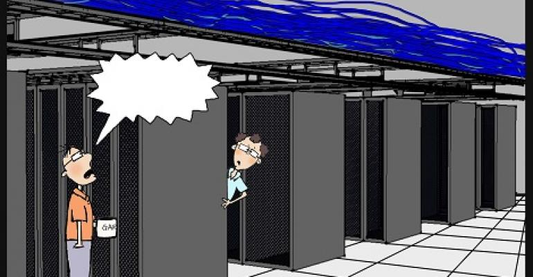 Friday Funny: Pick the Best Caption for 'Overhead Cabling'