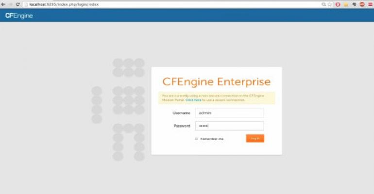 With New Management On Board and Latest Release Out, CFEngine Gears Up for Growth