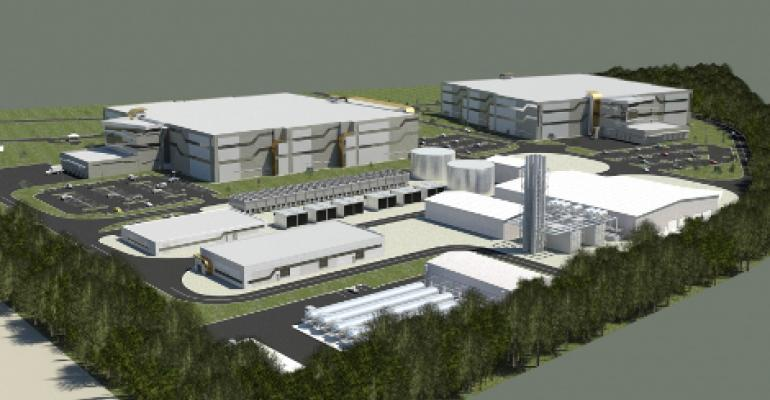 Another Suit in Failed $1B Delaware Data Center Project Filed