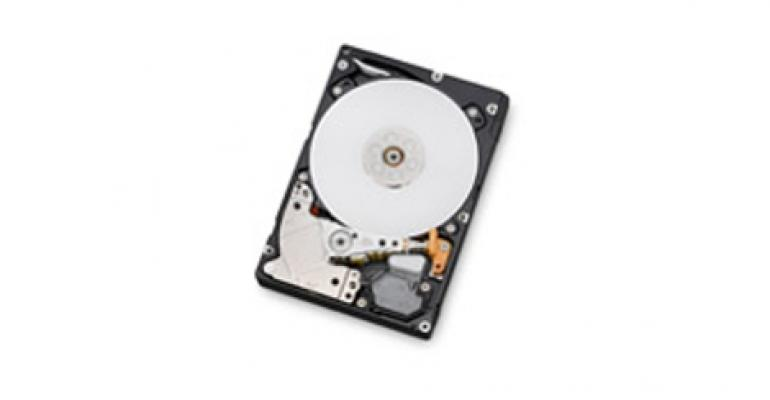 Hitachi Says its New 1.8TB Ultrastar is Highest-Capacity 10K Drive