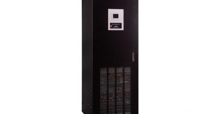 Toshiba Launches Largest Data Center UPS in G9000 Line