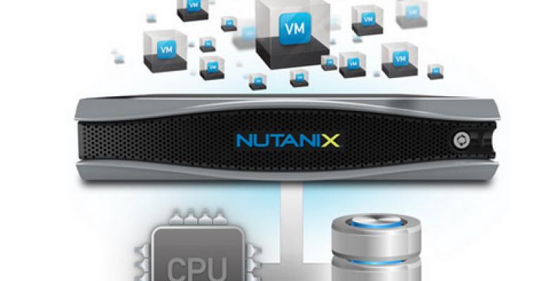 Nutanix Raises $140 Million With $2 Billion Valuation