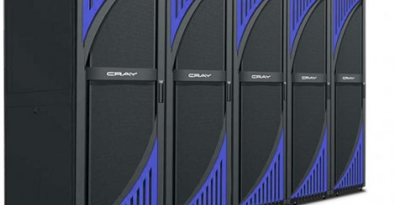 Cray Packs Extreme GPU Power Into Latest CS-Storm Supercomputer