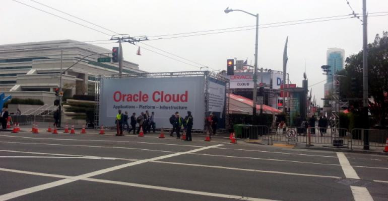 Oracle Launches Financial Services Cloud