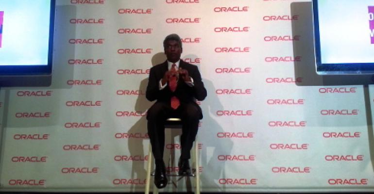 Oracle in Discussions to Bring Cloud Data Center to China
