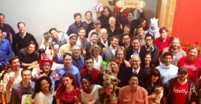 CDN Startup Fastly Raises $40M Series C