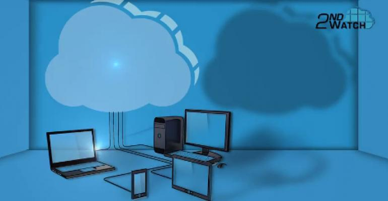 2nd Watch's New Service Offers $2,000-per-Server Migrations to Amazon's Public Cloud