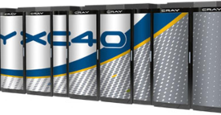 Maker of Fastest Supercomputers Cray Launches Latest System