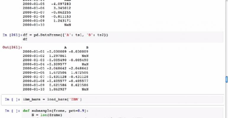 Cloudera Buys DataPad's Python Chops