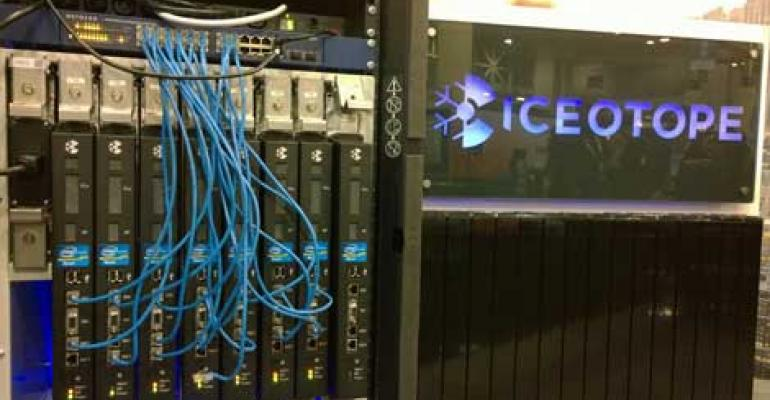 Iceotope, Mellanox Plunge HPC Switches Into Liquid Cooling