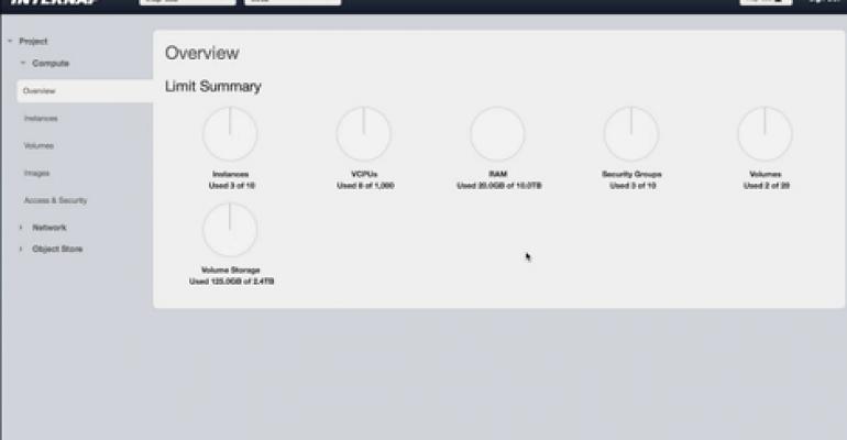 Internap Expands OpenStack Cloud Platform to Amsterdam, Integrates Horizon Dashboard