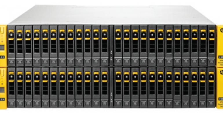 HP Refreshes 3PAR Storage Line