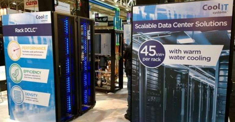 Liquid Cooling Firm CoolIT Secures Data Center Cooling Patents