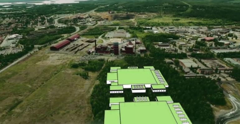 'CO2-Negative' Green Data Center in the Works in Sweden