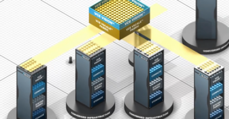 VCE Launches Converged Infrastructure With Scale-Out Capabilities