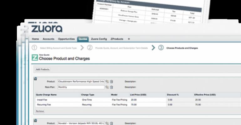 Zuora Raises $115M to Help Cloud Service Models
