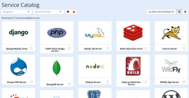 CloudBolt Brings Self-Service Capabilities to IT Management Platform