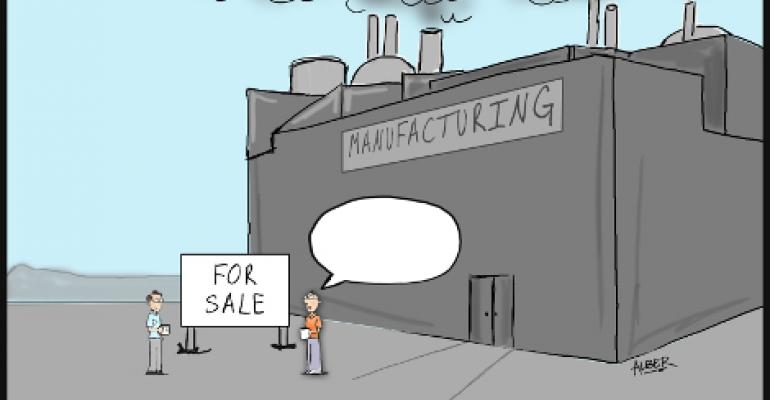"""Friday Funny: Pick the Best Caption for """"Green Data Center"""""""