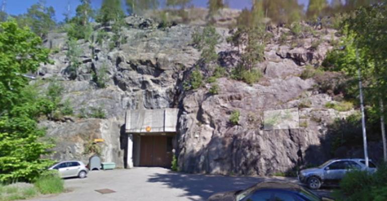 Startup to Build Underground Data Center in Finland
