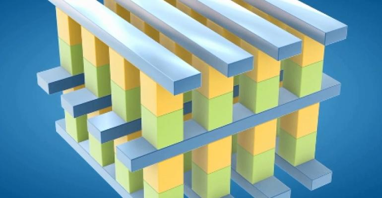 Intel and Micron Change How Non-Volatile Memory Works