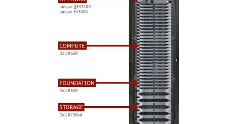 Mirantis, Dell, Juniper Cook Up OpenStack Appliances