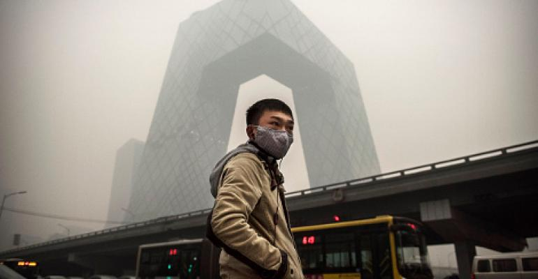 Pollution in China Makes Free Cooling Difficult for Baidu