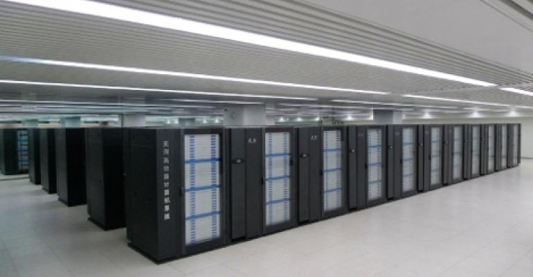 China: Supercomputer Back Online Following Explosion