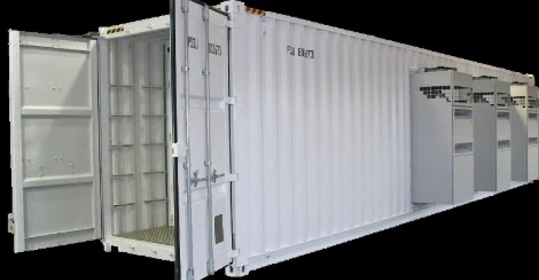 Cannon T4 to Lease Prefab Modular Data Centers