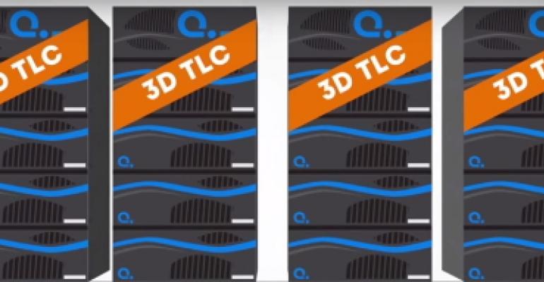 Kaminario Upgrades All-Flash Arrays, Drops Flash Cost below $1 per GB
