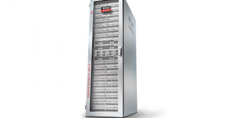 Oracle Launches All-Flash FS1 SAN