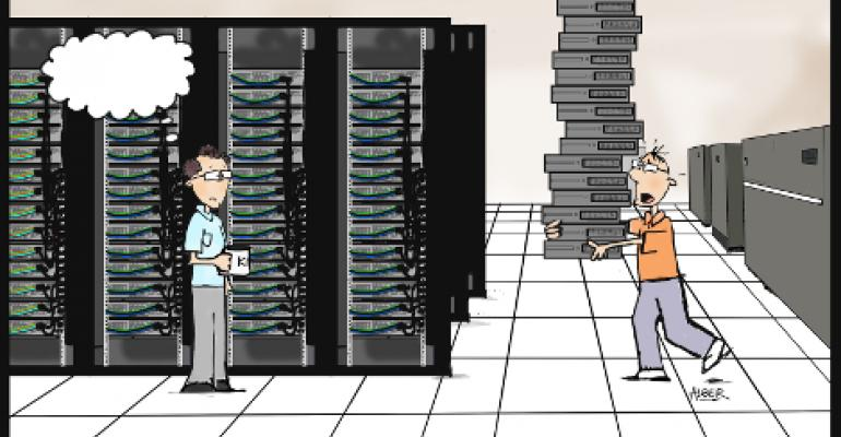 Friday Funny: Server Refresh in the New Year