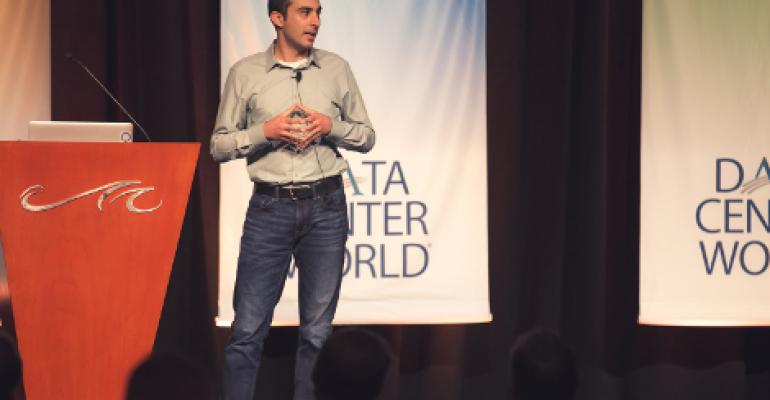 What Enterprise Data Center Managers Can Learn from Web Giants
