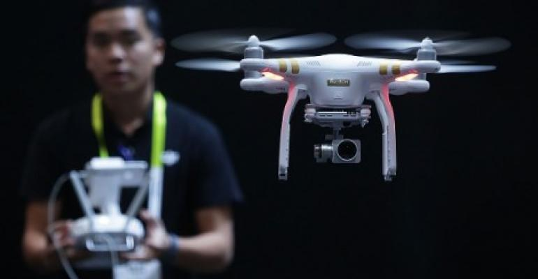 Drones: Is the Airspace above Your Data Center Secure?