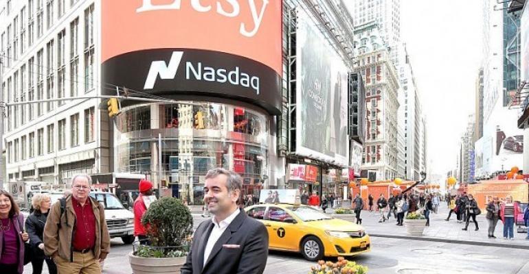 Handmade Marketplace Etsy Gets into Web Hosting Business