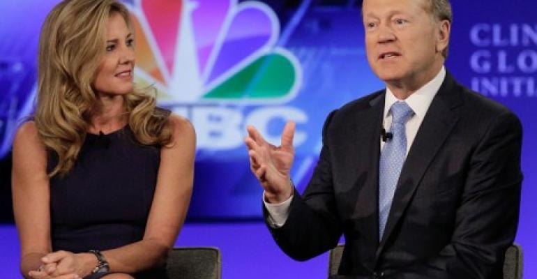 Ex-Cisco CEO Chambers's Next Act: Grandpa Startup Investor