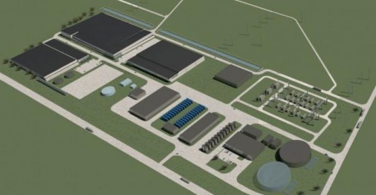 Ocean-Cooled Data Center and Desalination Colocation